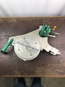Mcelroy 82000 412 Hydraulic Power Facer Hddp Fusion Hdpe Up To 8 Free Shipping