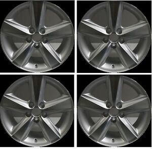 17 Alloy Wheels Rims Fits 2002 2015 Toyota Camry Brand New Set Of 4