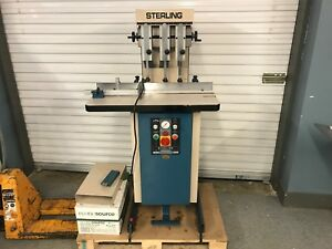 Sterling Model 279 3 Hole Paper Drill