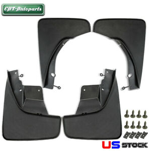 For Jeep Grand Cherokee Wk2 2011 2016 Splash Guards Mud Flaps 4x Front