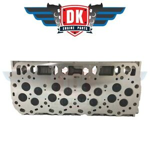 Gm Duramax 6 6l Lbz New Cylinder Head Complete With Valve Train 2006 2007 5