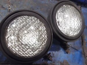 1966 Farmall 806 Gas Farm Tractor 12 Volt Head Lights