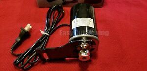 Universal Ac dc Electric Sewing Machine Motor 250 Watts 1 5 Amp Singer Brother