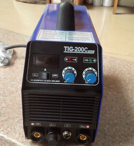 Tig Mma Welding Machine Stainless Carbon Steel Welder 110 Accessories New