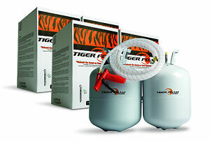 3 Tiger Foam 600bd ft Closed Cell E 84 Spray Foam Insulation Kits Free Shipping