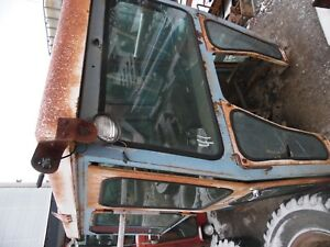 Ford 8000 Diesel Farm Tractor Cab Assembly
