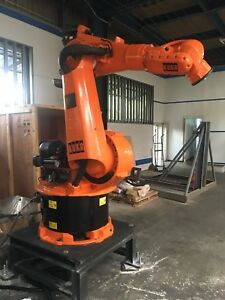 Retrofit Kuka Robotic Arms Kr150 Industrial Robot With Gsk Controller