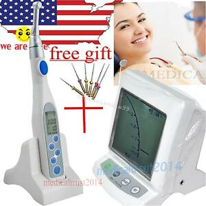 High end Dental Endo Motor Root Canal Treatment Contra Angle Apex Locator