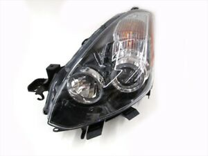 2010 2012 Nissan Altima Coupe Left Driver Side Halogen Headlight Lamp Oem New