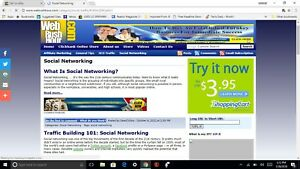 Free Website Traffic Internet Marketing Tips All Link To Great Sites