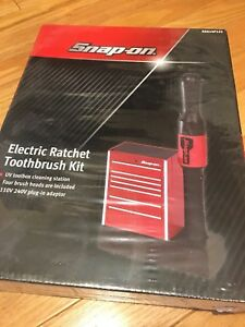 Snap On Air Ratchet Toothbrush