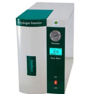 High Purity Hydrogen Generator 300ml min With Gas Chromatography Elh3u