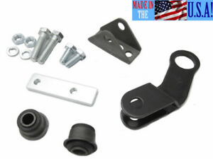 Corvette New Rear Sway Bar End Link Kit One Side Only 1965 1982 Made In The Usa