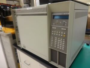 Hp 5890 Series Single Fid Voa Gas Chromotograph As Is No Software Or Pc