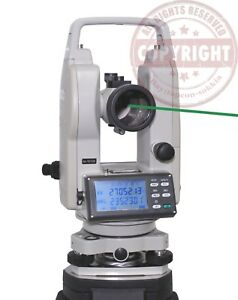 Digital Theodolite With Laser Pointer transit Level topcon spectra nikon sokkia