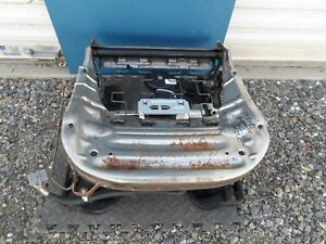 2009 2010 Ford F150 8 Way Power Seat Track Heated A c Passenger Rh 09 10