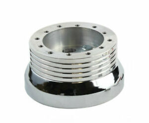 1948 59 Chevy Pick Up Truck 6 Hole Steering Wheel Adapter For Standard Nardi