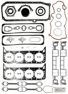 1996 Up Gm Chevy Truck 350 5 7l V8 Vortec Engine Gasket Set Mahle Victor 95 3488