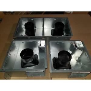 Nutone An110hf a Invent Series Ventilation Fan Housing 4 Pack 188518