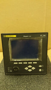 Schneider Power Logic Ion 7650 Advanced Power Quality Revenue Accurate Meter