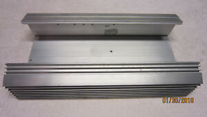 Huge Aluminum Heat Sink 12 5 X 6 3 4 X 2 3 4 3 Lb 12 Oz From Battery Charger