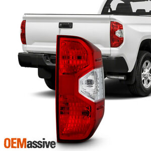 Fits 2014 2020 Toyota Tundra Passenger Right Side Tail Light Replacement