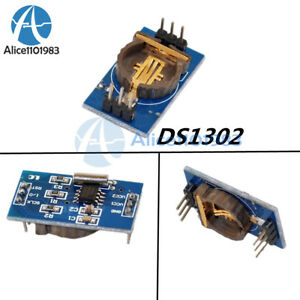 1 2 5pcs Arduino Rtc Ds1302 Real Time Clock Module For Avr Arm Pic Smd