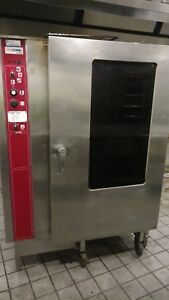 Blodgett Rational Roll In Combi Oven Electric 480 Volt 3 Phase