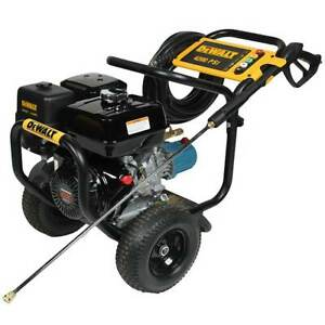 Dewalt Dxpw60605 Gas Powered Pressure Washer 4200 Psi 4 0 Gpm Honda Gx390 Engine