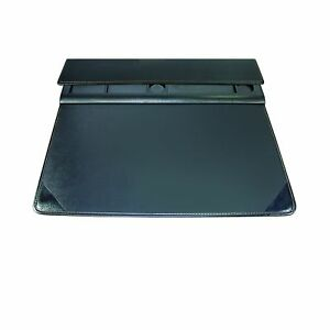 Artistic 17 X 22 Executive Desktop Organizer Desk Pad Black