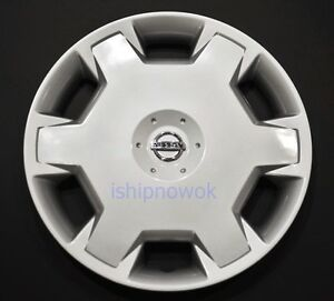 15 Wheel Cover Fits 07 10 Nissan Versa 09 14 Cube Hubcap Rim Silver New