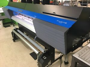 Roland Truevis Vg 540 Digital Printer Cutter
