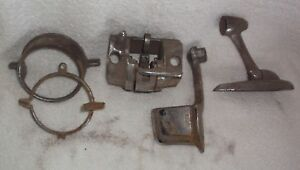 Vintage Automobile Parts Lot 2 Of 2