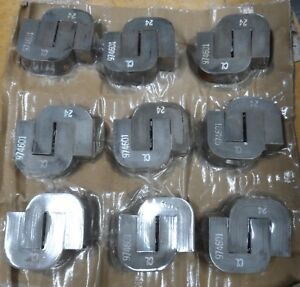 974601 Transformer Cores Generous Lot Some Rust Free Shipping