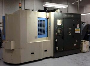 2001 Toyoda Fa 450 iii Hmc Horizontal Machining Center Ref 7793672