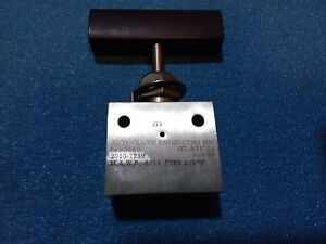 Autoclave Engineers Ht a14724 316 ss Valve