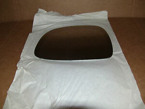 New Fits 95 98 Chevy Truck van blazer Mid Size Left Drivers Side Mirror Glass