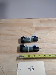 Dc Gear Servo Motors Lot Of 2