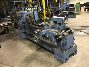 Leblond Gap Bed Engine Lathe For Sale