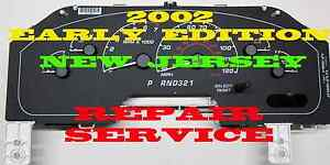02 2002 Ford Explorer Early Production Software And Odometer Calibration Service
