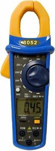 Sinometer Dt6052 Digital Ac dc 1000a 200kw Power Clamp Meter