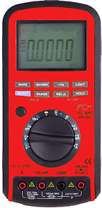 V a Va38 50000 Counts True Rms Digital Multimeter With Usb Interface