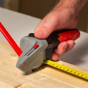 Sheetrock Drywall Cutter Axe Hand Tool W Measuring Tape And Utility Knife Tile