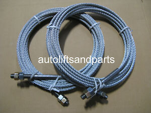 Jsj5 04 00 Equalizer Cables Pair 2 Challenger X 10 E 10 Lift Early Version