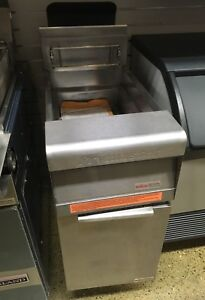 Frymaster Pmj135 40 Lb Commercial Gas Fryer Natural Gas