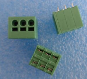 Lot Of 83 Phoenix Contact 1991105 Pcb Terminal Block