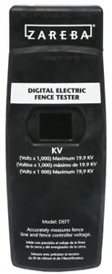 Tester Electric Fence Digital