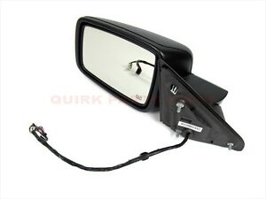 2013 Dodge Ram 1500 2500 Left Side Power Folding Heated Mirror Oem New Mopar
