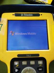 Trimble Tsc2 Tds Ranger Data Collector keyboard Hard