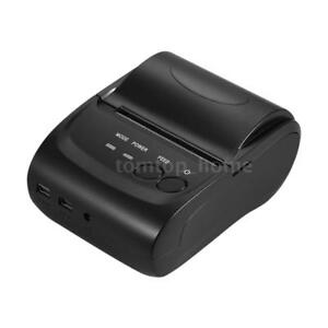 58mm Usb Wireless Thermal Dot Receipt Printer Esc pos Barcode Bil Printer C4x7